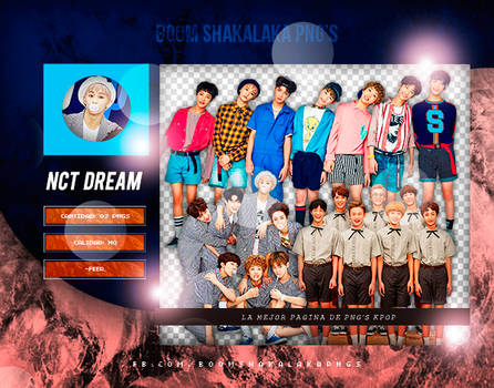 +Pack Png NCT Dream