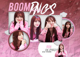 +Pack Png PRISTIN|Roa by Pohminit