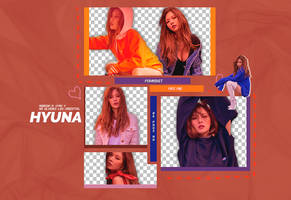 +Pack Png 4Minute Hyuna 03 by Pohminit