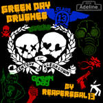 Green Day Brushes