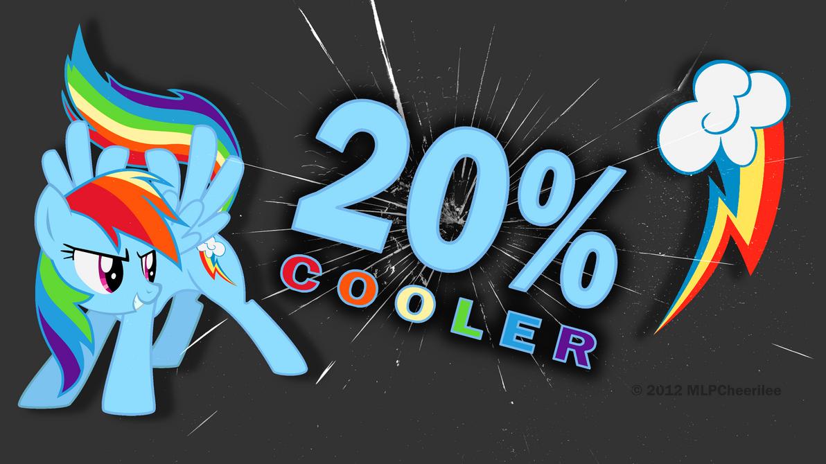 20% Cooler by FaithlessHyren