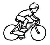 bikerider animation by keksfish