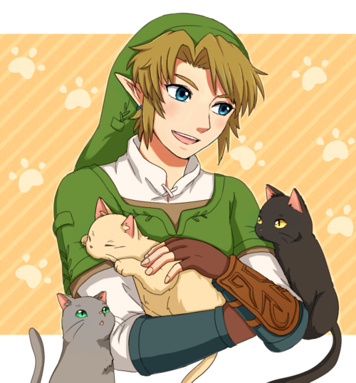 Anime Characters Chubby Reader : Link chubby reader my kitty cat by foofoocuddlypoo on