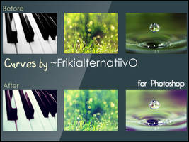 Photoshop Curves pack by Frikialternatiivo