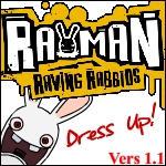Rayman Raving Rabbids Dress Up