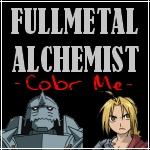 Fullmetal Alchemist - Color Me by CrowSix