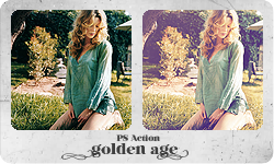 PS Action 'Golden Age' by partynerd