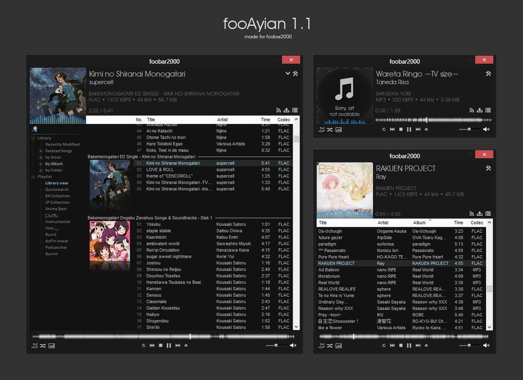 fooayian 1.1 by Ayian