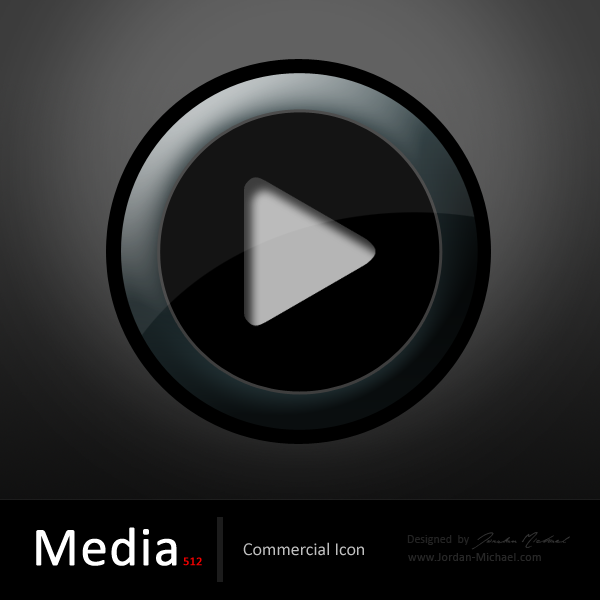 Media Player Icon 512px by jrdnG
