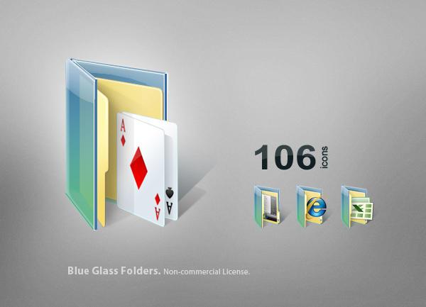 Free Desktop Folder Icons Vista - Hihouspensbrokcing
