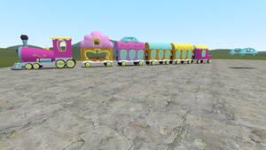 (DL)(SFM)(GMOD) MLP Train