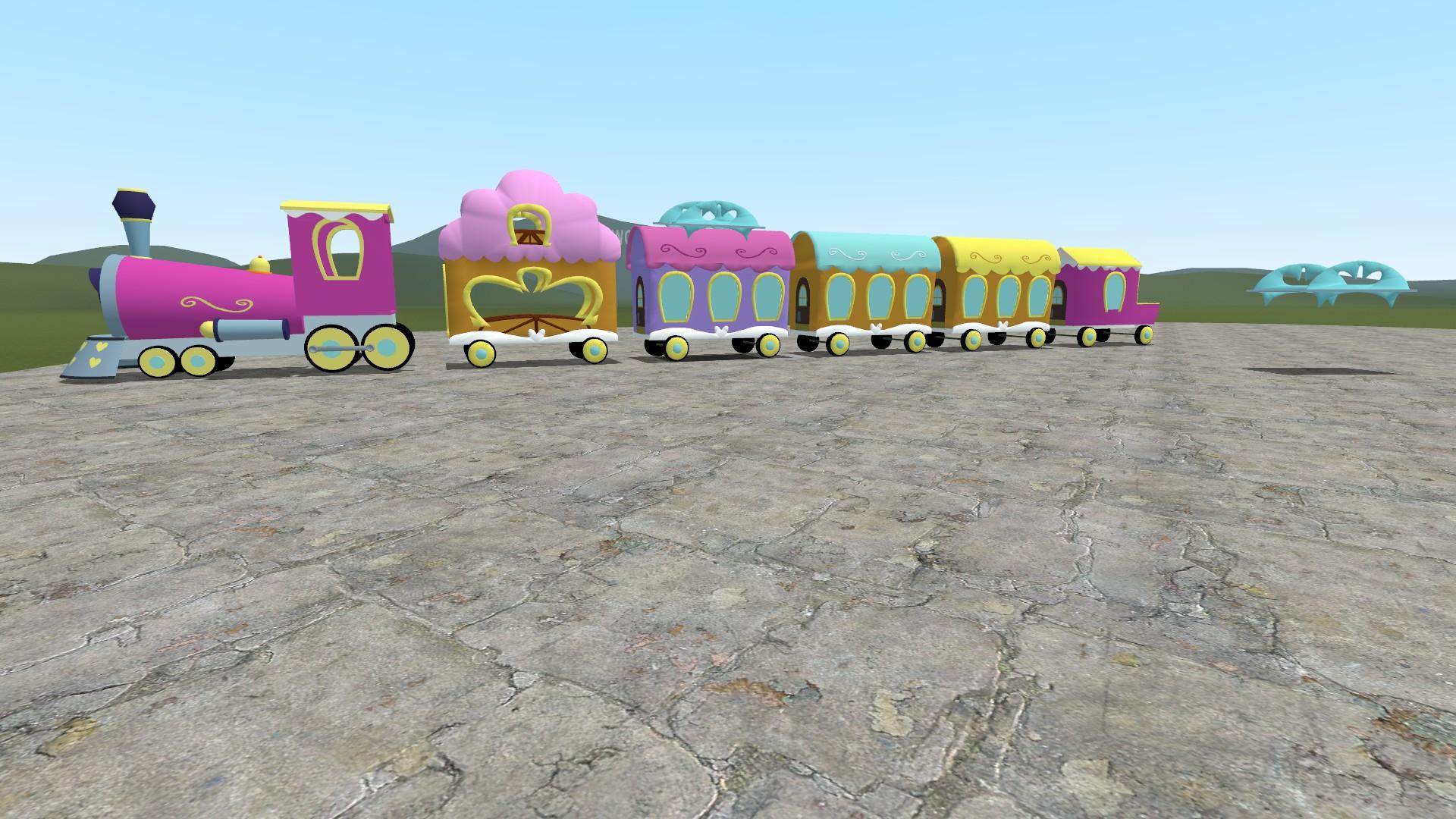 (DL)(SFM)(GMOD) MLP Train by Dracagon