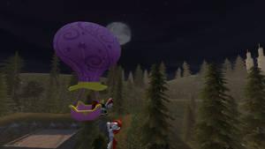 (DL)(Gmod)(SFM) Hot Air Balloon