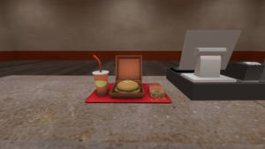 (DL)(SFM)(GMOD)  Hayburger Things!