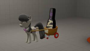 (DL)(SFM)(GMOD) Octavia's Cart