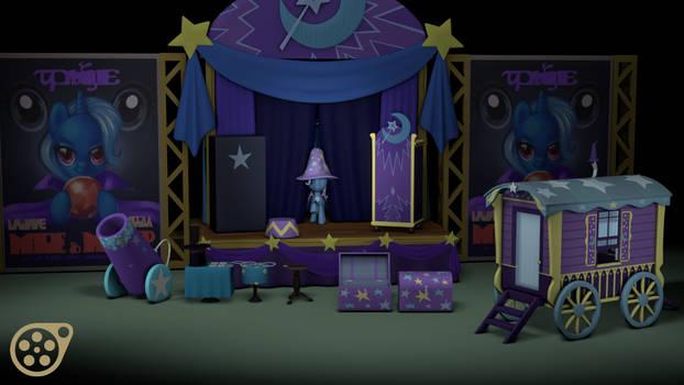 (DL)(SFM) Trixie Props by Dracagon