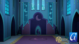 (DL)(SFM)(GMOD) Alpha Nightmare Castle Interior 01 by Dracagon