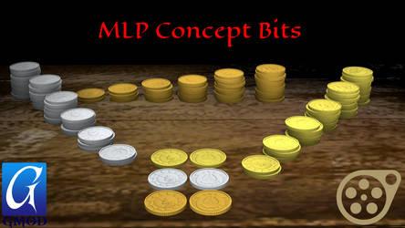 MLP Concept Bits (DL)(SFM)(GMOD)