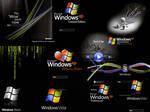 Bootscreens for windows xp