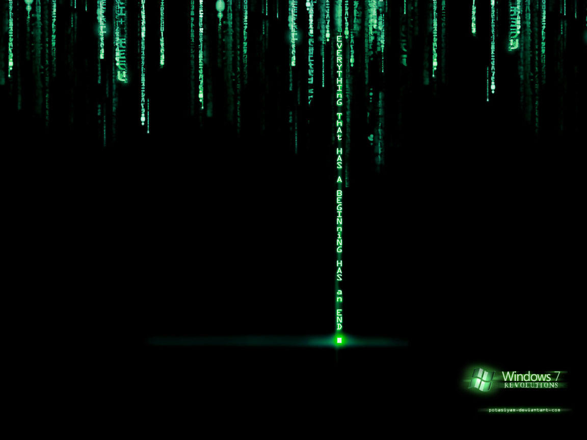 Theme for Matrix fans
