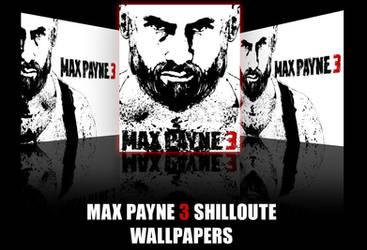 MaxPayne 3 silhouette by potasiyam