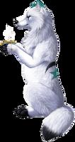 Tea Time (avatar/pose)