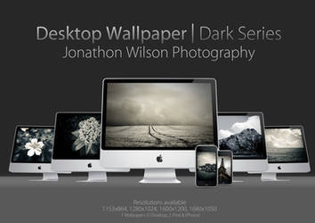 Wallpaper Dark Series by city17