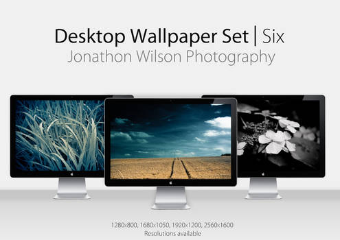 Wallpaper Pack Six