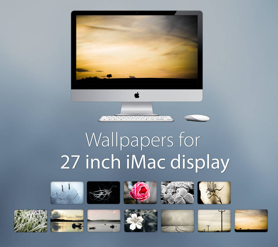 Wallpapers For 27 Inch Imac Display By City17 On Deviantart