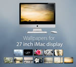 Wallpapers for 27 inch iMac display by city17