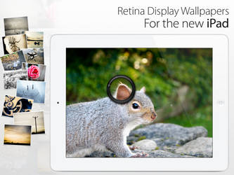 iPad Retina Display Wallpapers by city17