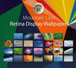 Mountain Lion Retina Display Wallpapers