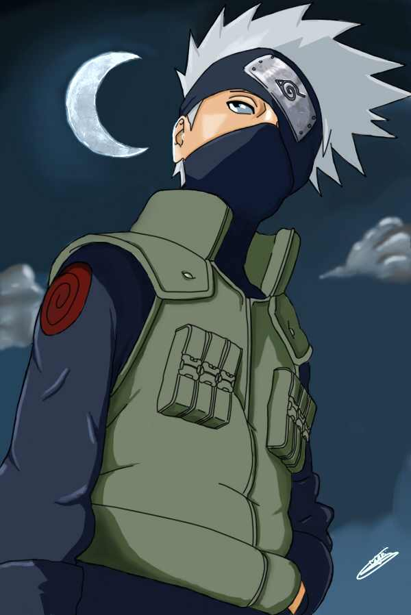Kakashi x Reader II 'It was you' by yabre12 on DeviantArt