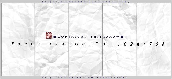 papertexture by sh.blaauw by BLAAUW000