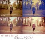 actions set 05 ~Eternal Fall