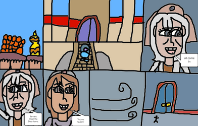 Sarah Whitney the Magic lamp part 9 pages 23
