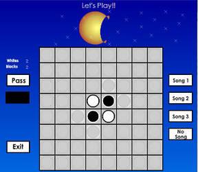 Eclipse Othello -Flash Game-