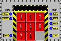 Metallic Puzzle -Flash Game-