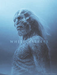 Games Of Thrones White walkers by Afenie