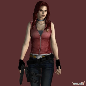 Afterlife Claire Redfield by toughraid3r37890