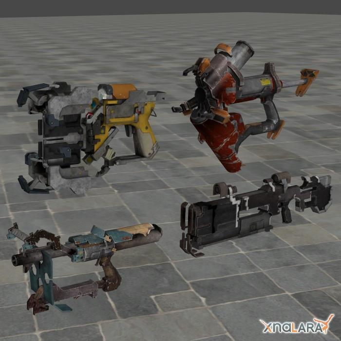 Cortadora de Plasma de Dead Space Dead_space_2_weapons_pack_by_toughraid3r37890-d3i64es