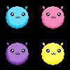 Blob Avatars