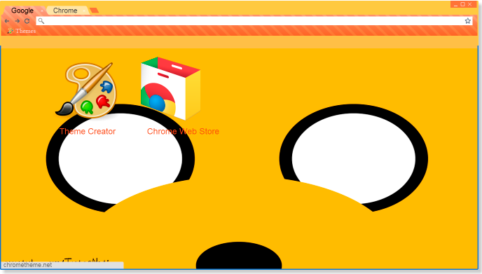 adventure time google skins - photo #25