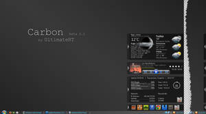 Carbon theme by UltimateRT