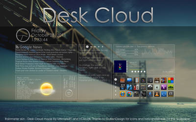 Desk Cloud by UltimateRT