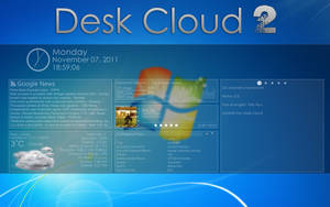 Desk Cloud 2 by UltimateRT