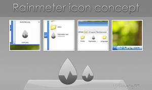 Rainmeter icon contest
