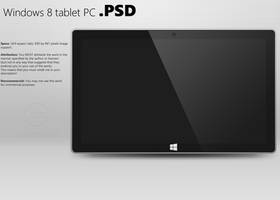 Windows 8 tablet PC by UltimateRT