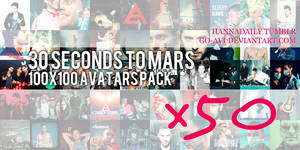 30STM :: x50 Avatars Pack