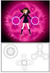 3D Magic Circles